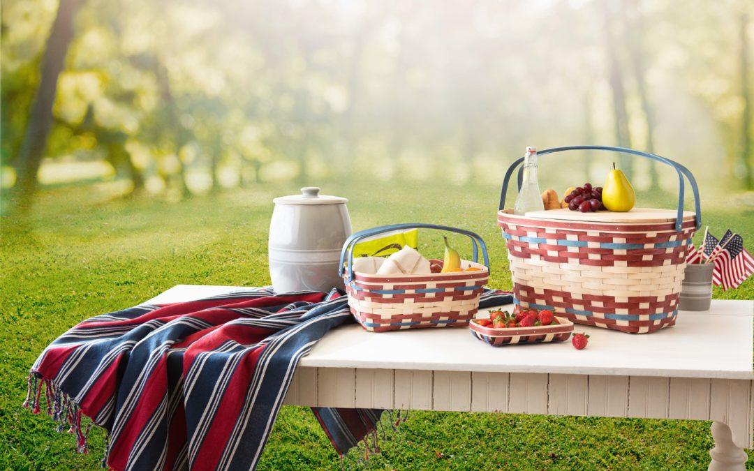 Grab Your Picnic Basket & Go